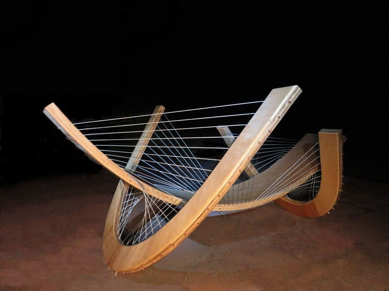 Tension Chair By Robby Cuthbert