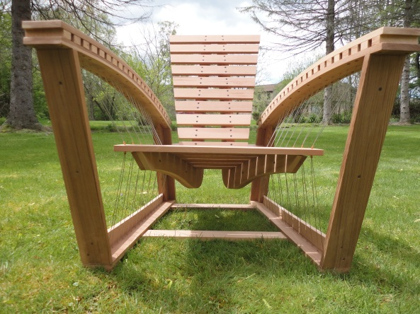 Adirondack Chair Template Building PDF Plans woodwork design plans